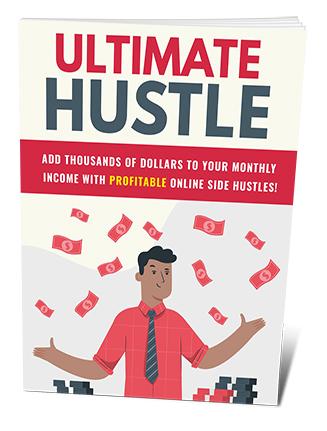 Ultimate Money Hustle PLR Ebook