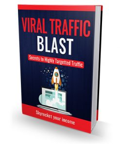 Viral Traffic Blast PLR Ebook Package