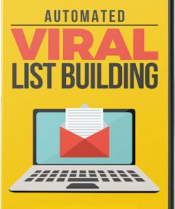 Automated Viral List Building PLR Videos