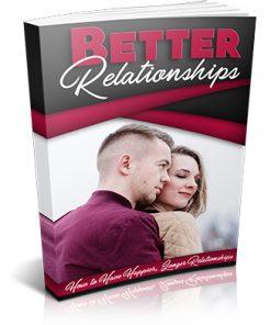 Better Relationships Ebook MRR