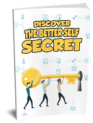 Better Self Secret Ebook MRR