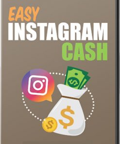 Easy Instagram Cash PLR Videos