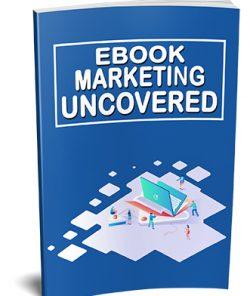 Ebook Marketing Uncovered Ebook MRR