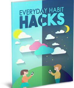 Everyday Habit Hacks Ebook MRR