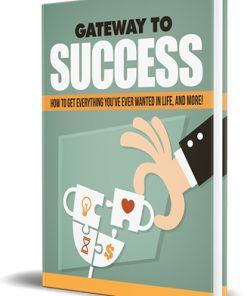 Gateway to Success PLR Ebook and PLR Audio