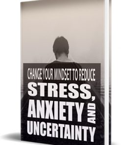 Change Your Mindset to Reduce Stress, Anxiety and Uncertainty Ebook MRR