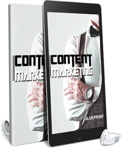 Content Marketing Blueprint Audiobook and Report MRR