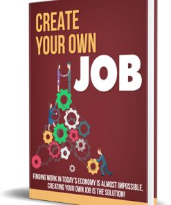 Create Your Own Job Audiobook and Ebook MRR