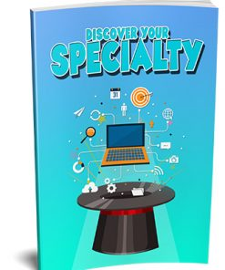 Discover Your Specialty Ebook MRR