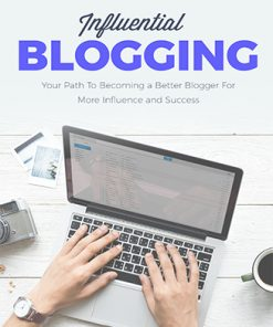 Influential Blogging Ebook MRR