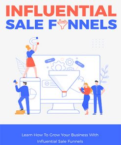 Influential Sale Funnels Ebook MRR