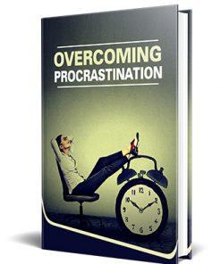 Overcoming Procrastination PLR Ebook