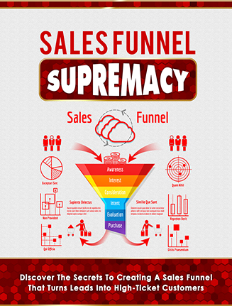Sales Funnel Supremacy Ebook and Videos MRR