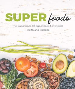 Superfoods for Health and Balance Ebook MRR