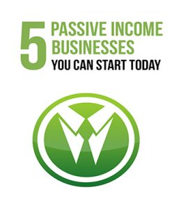5 Passive Income Businesses Audiobook and Ebook MRR