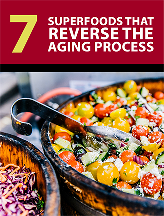 7 Superfoods that Reverse Aging Audiobook and Ebook MRR