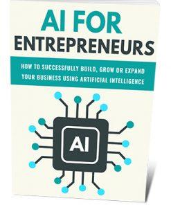 AI for Entrepreneurs PLR Ebook
