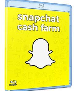 Snapchat Cash Farm PLR Videos