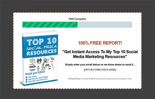 Social Success Ebook and Videos MRR