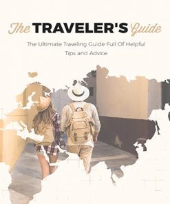 The Travelers Guide Ebook Package MRR