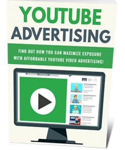 Youtube Advertising PLR Ebook
