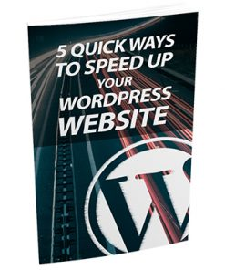 5 Quick Ways to Speed Up Your Wordpress Site Report MRR