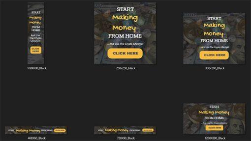 Crypto Nights PLR Videos Package