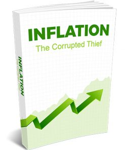 Inflation The Corrupted Thief PLR Ebook