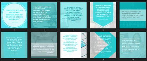 Influencer Marketing School Ebook and Videos MRR
