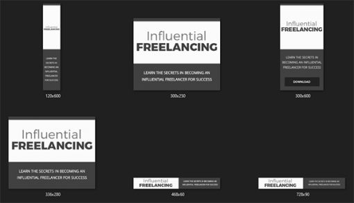 Influential Freelancing Ebook Package MRR