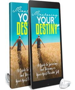 Mastering Your Destiny Audiobook and Ebook MRR
