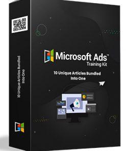 Microsoft Ads Training Kit PLR Ebook and PLR Videos